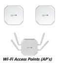 Wi-Fi (AP's)