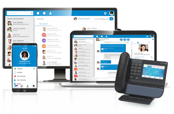 Unified Communications Solution - Rainbow